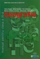 Manual geografie Clasa 11 - Silviu Negut Mihai Ielenicz Dan Balteanu Mariu-Cristian Neacsu