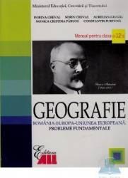 Manual geografie clasa 12 - Dorina Cheval Sorin Cheval Aurelian Giugal