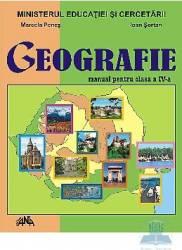 Manual geografie Clasa 4 - Marcela Penes Ioan Sortan