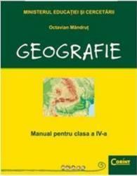 Manual geografie Clasa 4 2008 - Octavian Mandrut