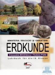 Manual Geografie Clasa 4 Lb. Germana - Tudora Piti