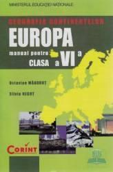 Manual geografie Clasa 6 - Octavian Mandrut Silviu Negut