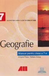 Manual geografie Clasa 7 - Grigore Posea Iuliana Armas