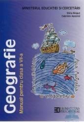 Manual geografie clasa 7- Silviu Negut Gabriela Apostol