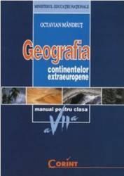 Manual geografie Clasa 7 2008 - Octavian Mandrut