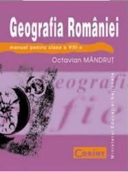 Manual geografie Clasa 8 2008 - Octavian Mandrut