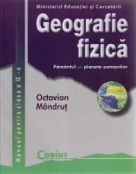 Manual geografie clasa 9 - Octavian Mandrut