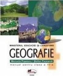 Manual geografie manual pentru clasa 4 - Manuela Popescu Stefan Pacearca