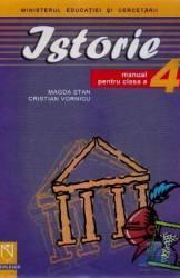 Manual istorie Clasa 4 - Magda Stan Cristian Vornicu