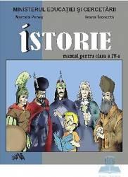 Manual istorie Clasa 4 - Marcela Penes Ileana Troncota