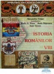 Manual istorie clasa 8 - Alexandru Vulpe Radu G. Paun. Radu Bajenaru