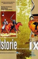 Manual istorie clasa 9 - Nicoleta Dumitrescu Mihai Manea Ovidiu Catalin Bojica