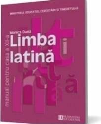 Manual latina Clasa 12 - Monica Duna
