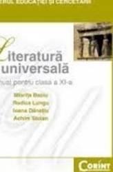Manual literatura universala clasa 11 - Miorita Baciu Rodica Lungu Ioana Danetiu Achim Stoian