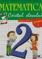 Manual matematica Clasa 2 Caiet Partea I+II - Stefan Pacearca Mariana Mogos Carti