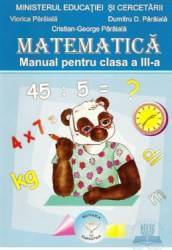 Manual matematica clasa 3 - Viorica Paraiala Dumitru D. Paraiala