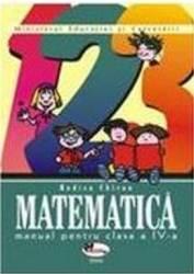 Manual matematica Clasa 4 - Rodica Chiran