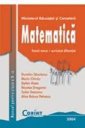 Manual matematica clasa 9 Tc+Cd - Dumitru Savulescu Marin Chirciu