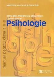 Manual psihologie clasa 10 ed.2013 - Doina-Olga Stefanescu Elena Balan Cristina Stefan