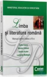 Manual romana clasa 11 - Sofia Dobra Monica Halaszi Dorina Kudor