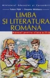 Manual romana clasa 2 - Tudora Pitila Cleopatra Mihailescu Carti