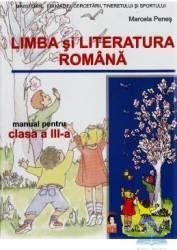 Manual romana clasa 3 - Marcela Penes