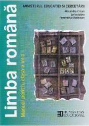 Manual romana clasa 7 - Alexandru Crisan Sofia Dobra Florentina Samihaian