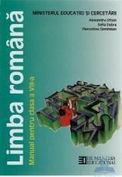 Manual romana clasa 8 - Alexandru Crisan Sofia Dobra Florentina Samihaian