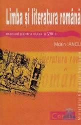 Manual Romana Clasa 8 - Marin Iancu