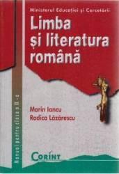 Manual romana clasa 9 - Marin Iancu Rodica Lazarescu title=Manual romana clasa 9 - Marin Iancu Rodica Lazarescu