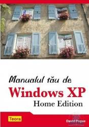 Manualul tau de Windows Xp - David Pogue