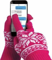 Manusi Touchscreen Celly S-M Roz