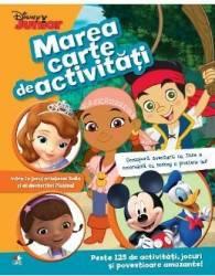 Marea carte de activitati - Disney Junior