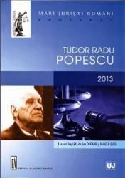 Mari Juristi Romani Tudor Radu Popescu