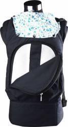 Marsupiu bebe si copii Cangaroo BabyPack 3 in 1 Albastru