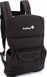 Marsupiu copii Safety 1St Youmi Full Black Marsupii si landouri