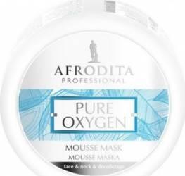 Masca de fata Cosmetica Afrodita Pure Oxygen Masti, exfoliant, tonice