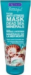 Masca de fata Freeman Facial Anti-Stress Dead Sea Minerals