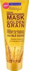 Masca de fata Freeman Facial Brightening Golden Grain