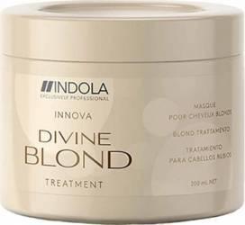 Masca de par Indola Innova Divine Blond Treatment Masca
