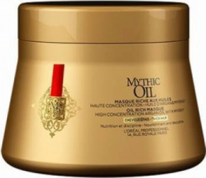 Masca de par LOreal Professionnel Mythic Oil For Thick Hair 500ml Masca