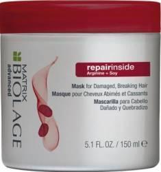 Masca de par Matrix Biolage RepairInside 150ml Masca