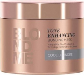 Masca de par Schwarzkopf Professional BlondMe Tone Enhancing Cool Blondes 200ml Masca