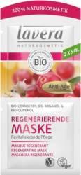 Masca Lavera regeneranta antirid cu argan si merisor 10 ml Masti, exfoliant, tonice