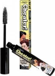 Mascara TheBalm Cheater - Black Make-up ochi