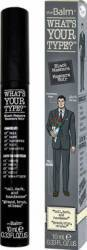 Mascara TheBalm Whats Your Type Tall Dark And Handsome - Black Make-up ochi