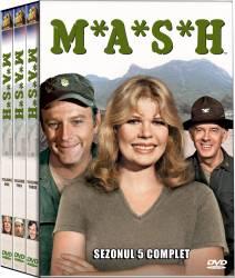 MASH - SERIA 5 Filme DVD