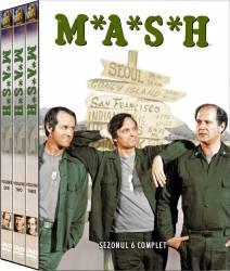 MASH - SERIA 6 Filme DVD