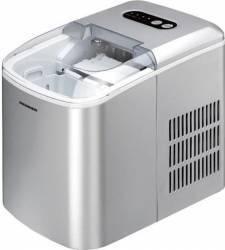 Masina de cuburi de gheata Heinner HIM-120S 12kg24h Argintiu Aparate pentru apa si cuburi de gheata