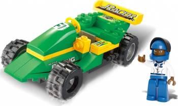 Masina de curse Sluban Town M38-B0172 Lego
